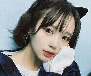 korean girls and cute image