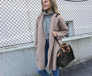 fashion, outfit, and fall outfit image