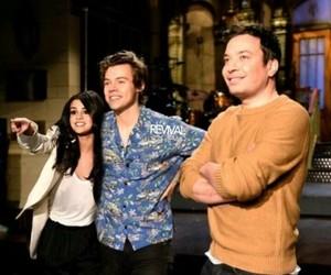 selena gomez, Harry Styles, and harlena image