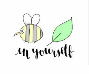 animal, art, and bee image