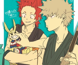 mha and kiribaku image