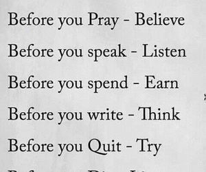 before, quotes, and wisdom image