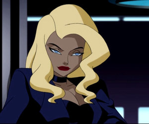 Action, Black Canary, and superhero image