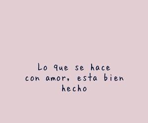 amor, argentina, and frase image