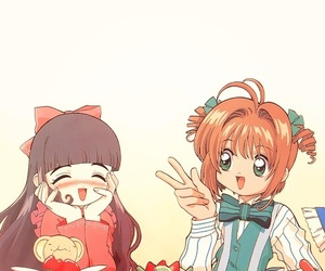 anime, kero, and sakura image
