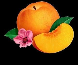 overlay and peach image