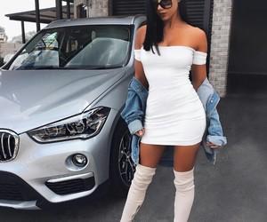 bae, dress, and luxury image