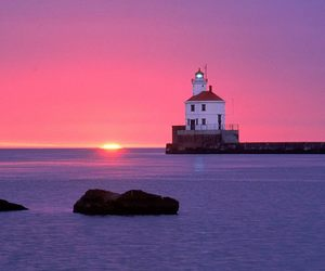 beautiful and lighthouse image