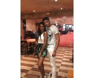 couple, fashion, and cute image