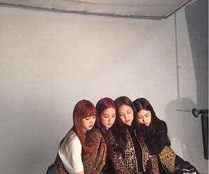lisa, jennie, and jisoo image