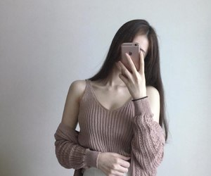 aesthetic, beauty, and outfit image