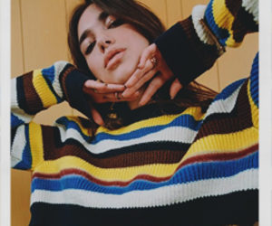 dua lipa, aesthetic, and tumblr image