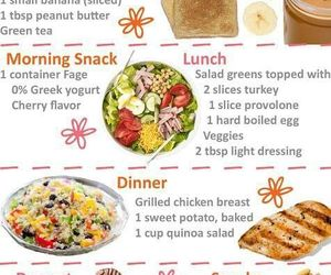 diet, healthy, and fitness image