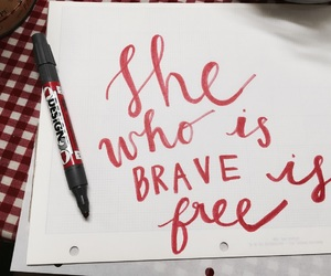 calligraphy, red, and art image