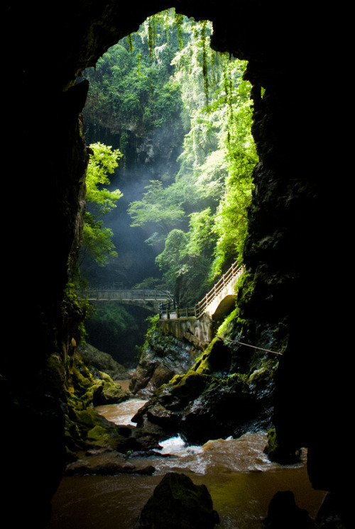 nature, cave, and amazing image