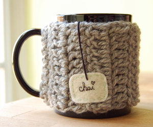 crochet and tea image
