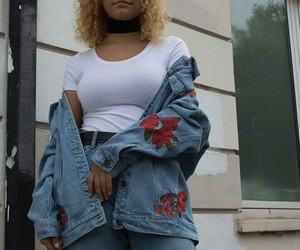 aesthetic, beauty, and denim image