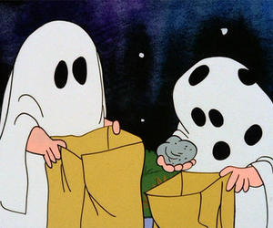 article, charlie brown, and halloween movies image