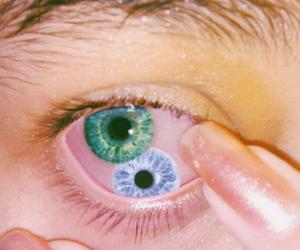 bad, cry, and eyes image