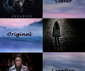 aesthetic, aquarius, and astronomy image