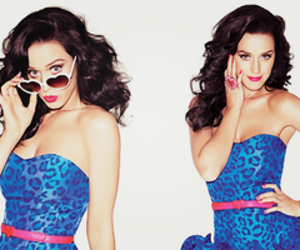 katy perry, blue, and dress image