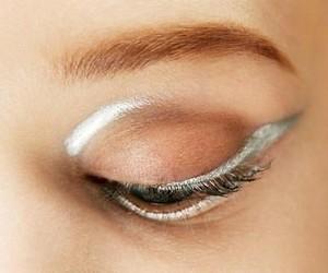 art, beauty, and eye makeup image