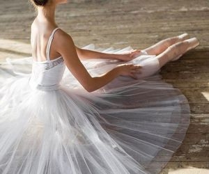 adorable, ballerina, and dress image