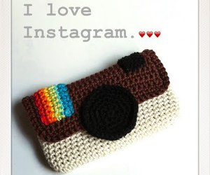 crochet, instagram, and friki image