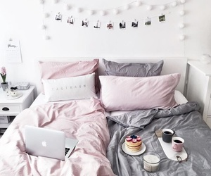bedroom, interior, and tumblr image