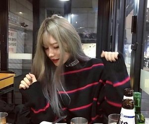 ulzzang, drink, and food image