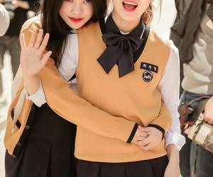 idols, korean, and ioi image