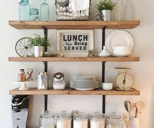 home sweet home, we heart it, and kitchen image