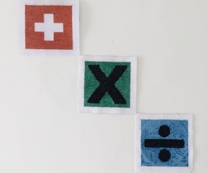 aesthetic, cross stitch, and divide image