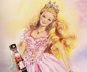 barbie, art, and nutcracker image