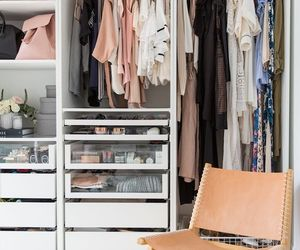 closet and style image