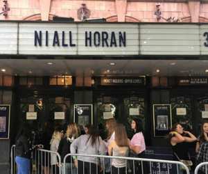 concert and niall horan image