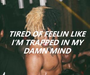 depression, sad, and tumblr image