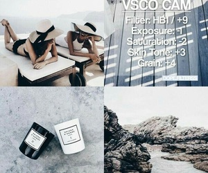 filter and vsco image