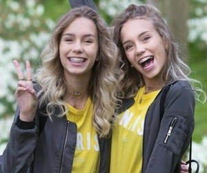 beautiful, lisa and lena, and germany image
