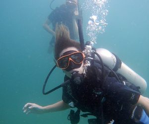 diving, scuba diving in pattaya, and padi specialty courses image