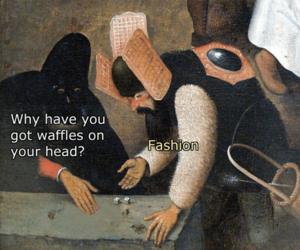classical art meme image