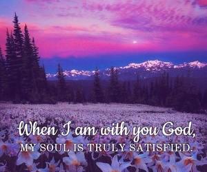 faith, god, and life image