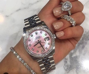 luxury, rich, and rolex image