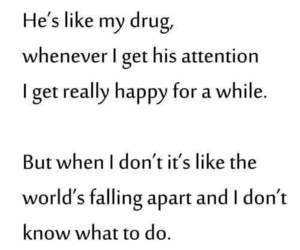 him, he is mine, and my drug image