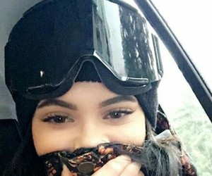 kylie jenner, selfie, and vail image