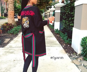 clothes, girl, and gucci image