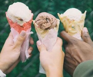 chocolat, dessert, and vanilla image