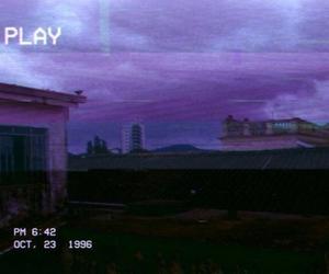 grunge, aesthetic, and purple image