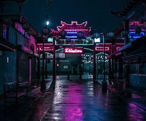 architecture, china, and chinatown image