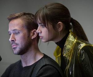 K, ryan gosling, and sci fi image